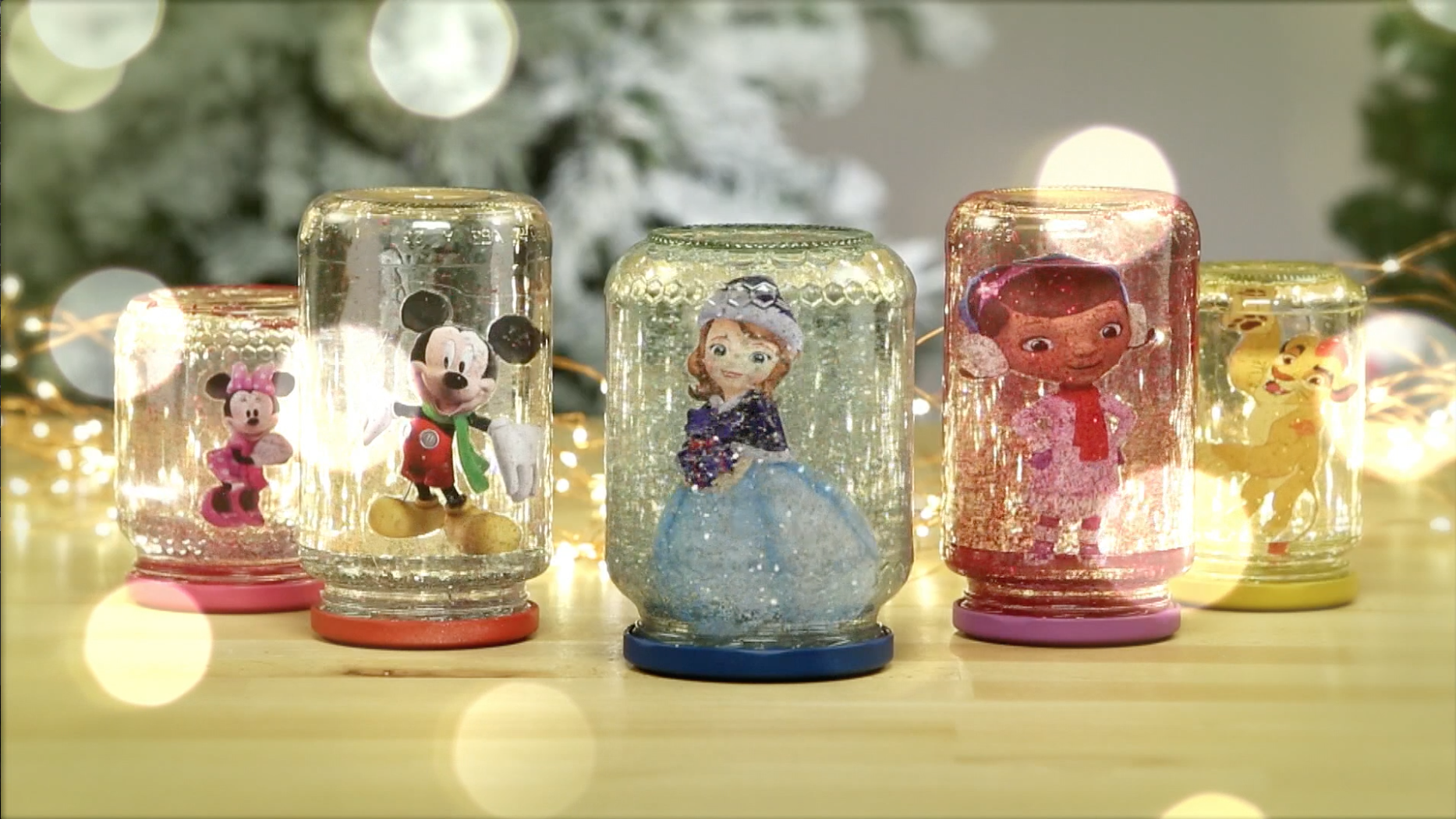 Bola de Neve - Disney Junior