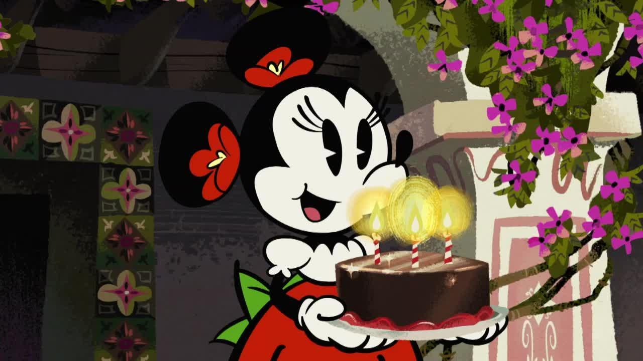 Miki w szortach - Wszystkiego najlepszego