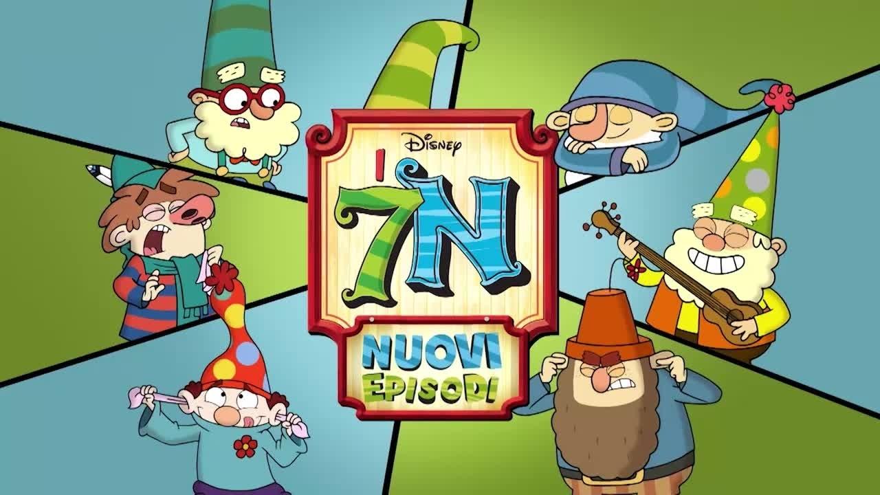 I 7N - Nuove fantastiche avventure