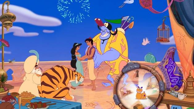 Aladdin - A Closer Look - Disney Hidden Worlds