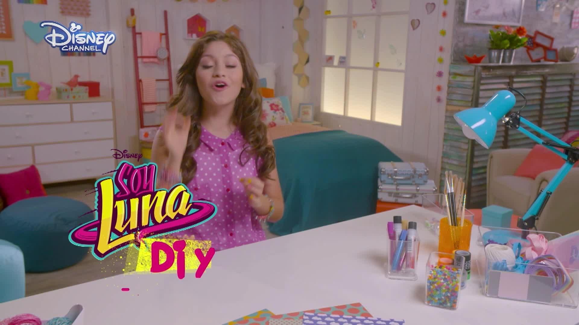 Soy Luna DIY: Fashion & Beauty