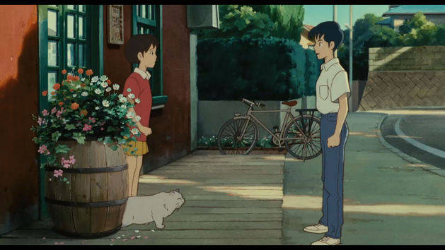 Clip: Shizuku Learns About The Cat