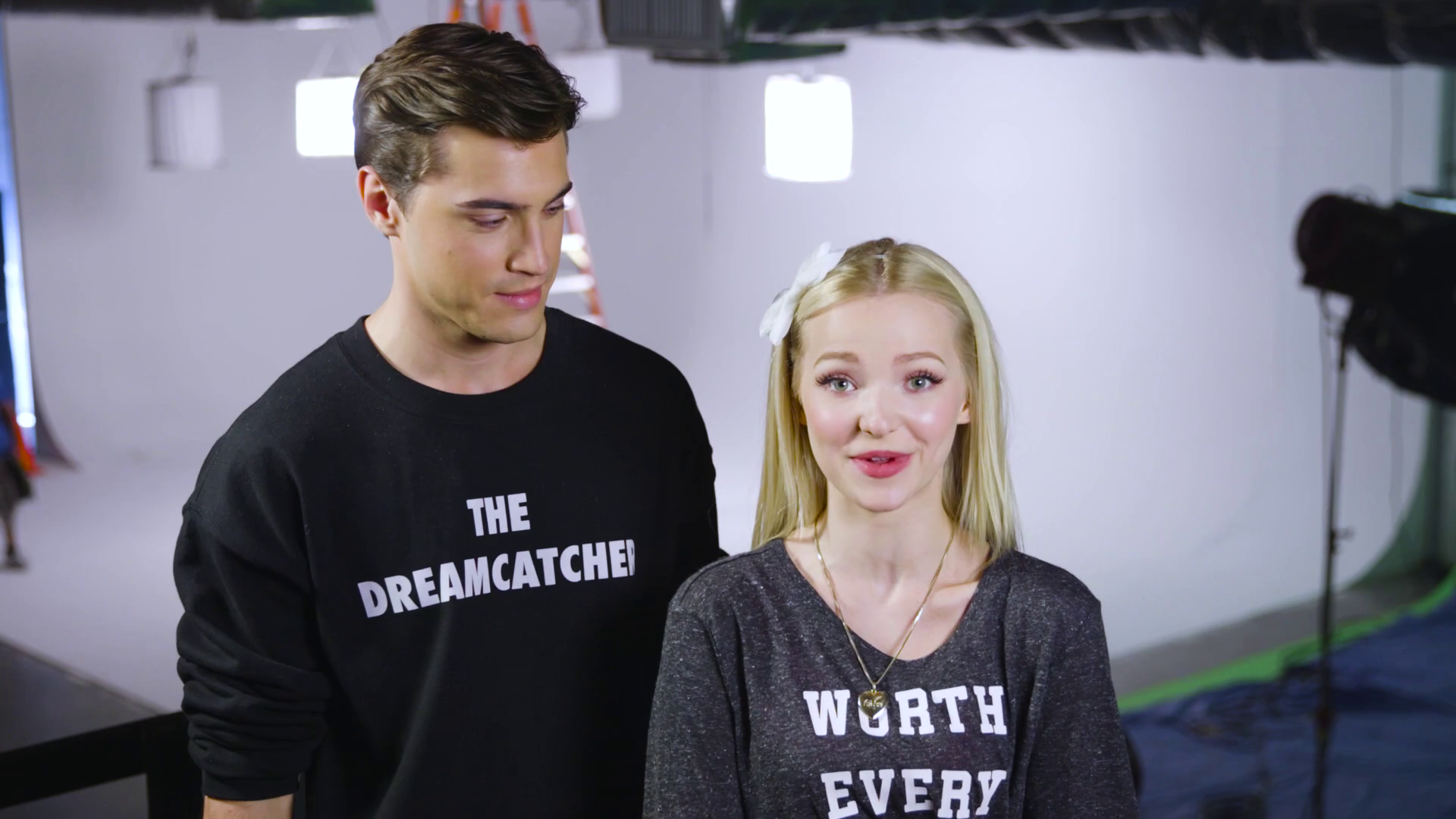 "The Girl and the Dreamcatcher ""Written in the Stars"" - Behind the Scenes 
