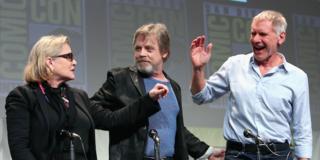 San Diego Comic Con 2015 - Panel zu Star Wars: Das Erwachen der Macht