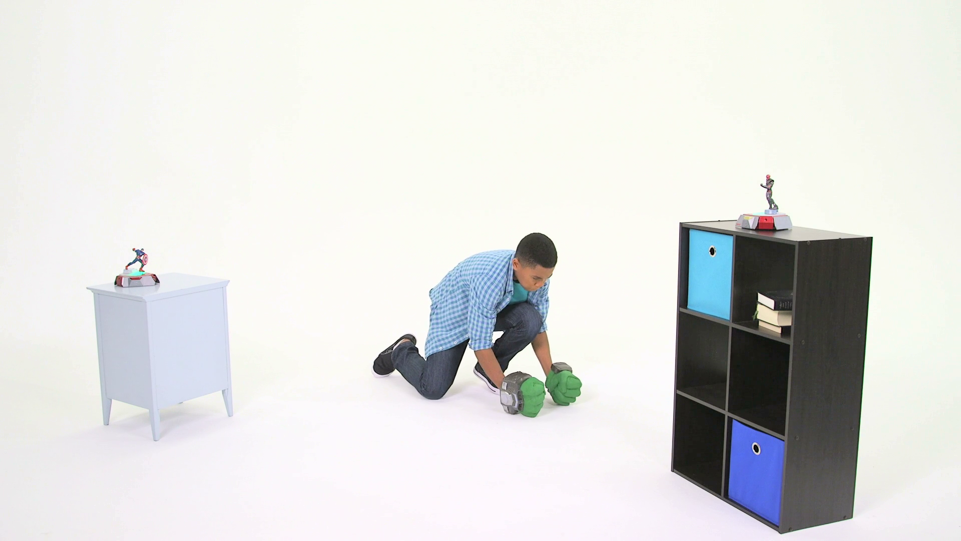 Finishing Moves/Armory - Playmation Instructional Video