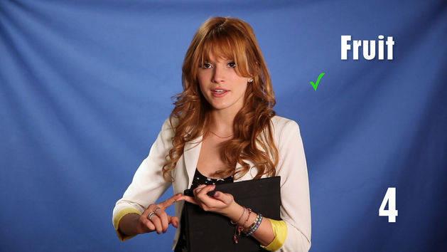 5 Favs: Bella Thorne