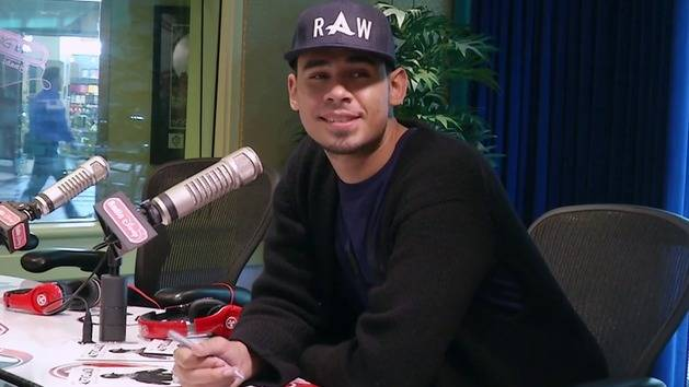 Afrojack on Dogs and Ten Feet Tall - Radio Disney Interview