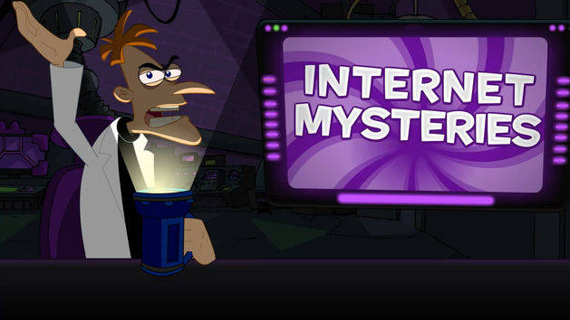 Doof Daily: DR. DOOF VS. INTERNET MYSTERIES