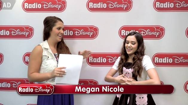 Megan Nicole 80's Quiz - Radio Disney
