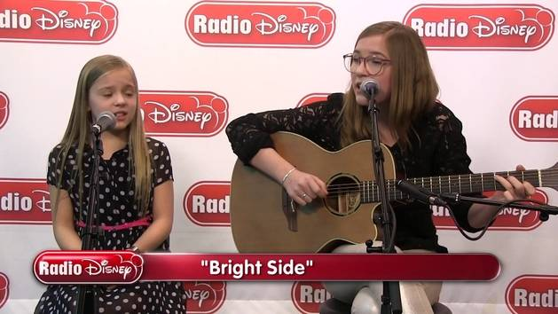 Bright Side Acoustic - Lennon and Maisy