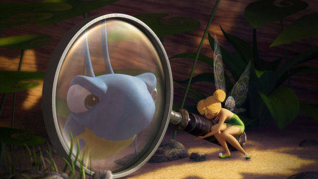 Tink Gets Bugged - Disney Fairies Shorts