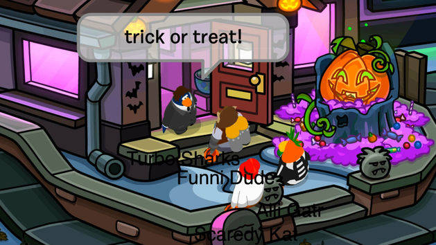 Ep. 13 - Trick or Treat - #WaddleOn - Club Penguin