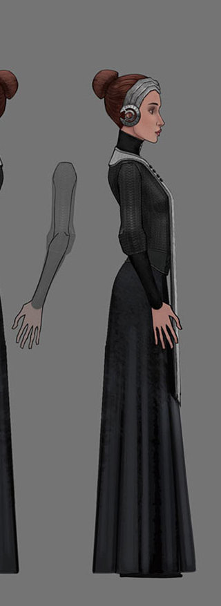 The Wrong Jedi Concept Art Gallery