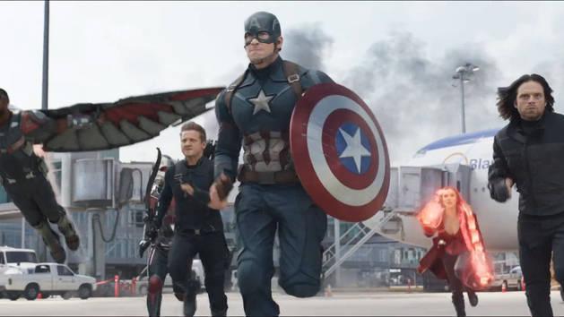 Capitán América: Civil War - Tráiler #1
