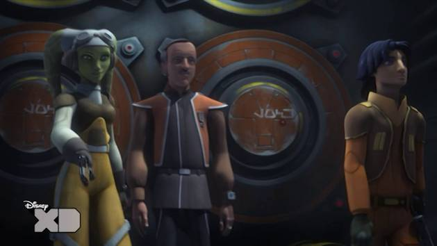 Star Wars Rebels - Una visione di speranza