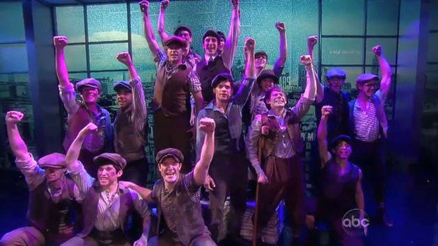 Newsies: The View