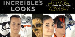 7 increíbles looks inspirados en Star Wars: El Despertar de la Fuerza
