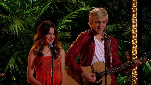 You Can Come to Me by Ross Lynch and Laura Marano - Play It Loud Music Video