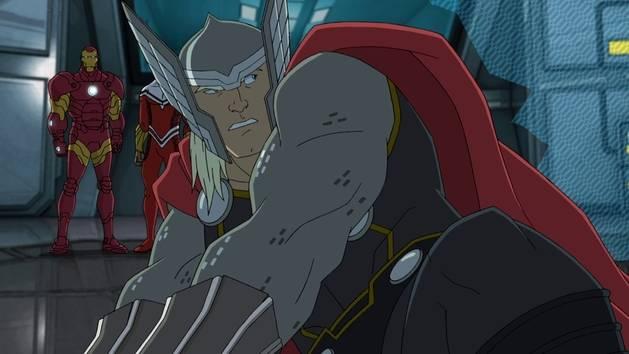 El día del padre de todo - Hulk y los agentes de S.M.A.S.H.