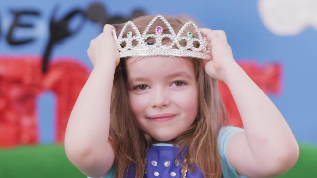 Πάρτυ Μασκέ - Σοφία η Πριγκίπισσα