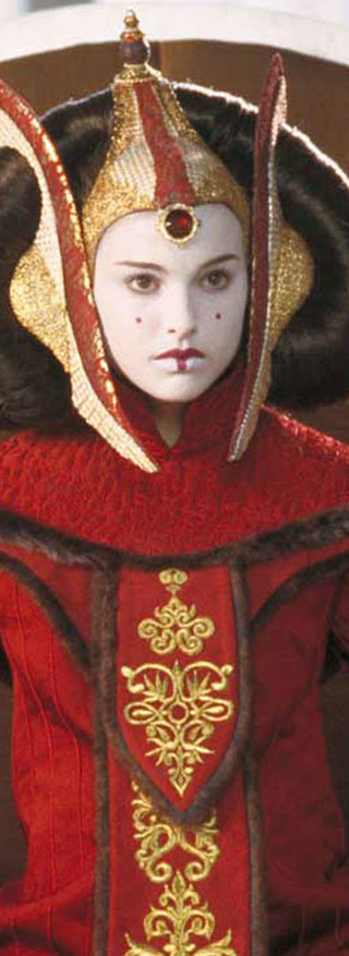 Padmé Amidala Biography Gallery