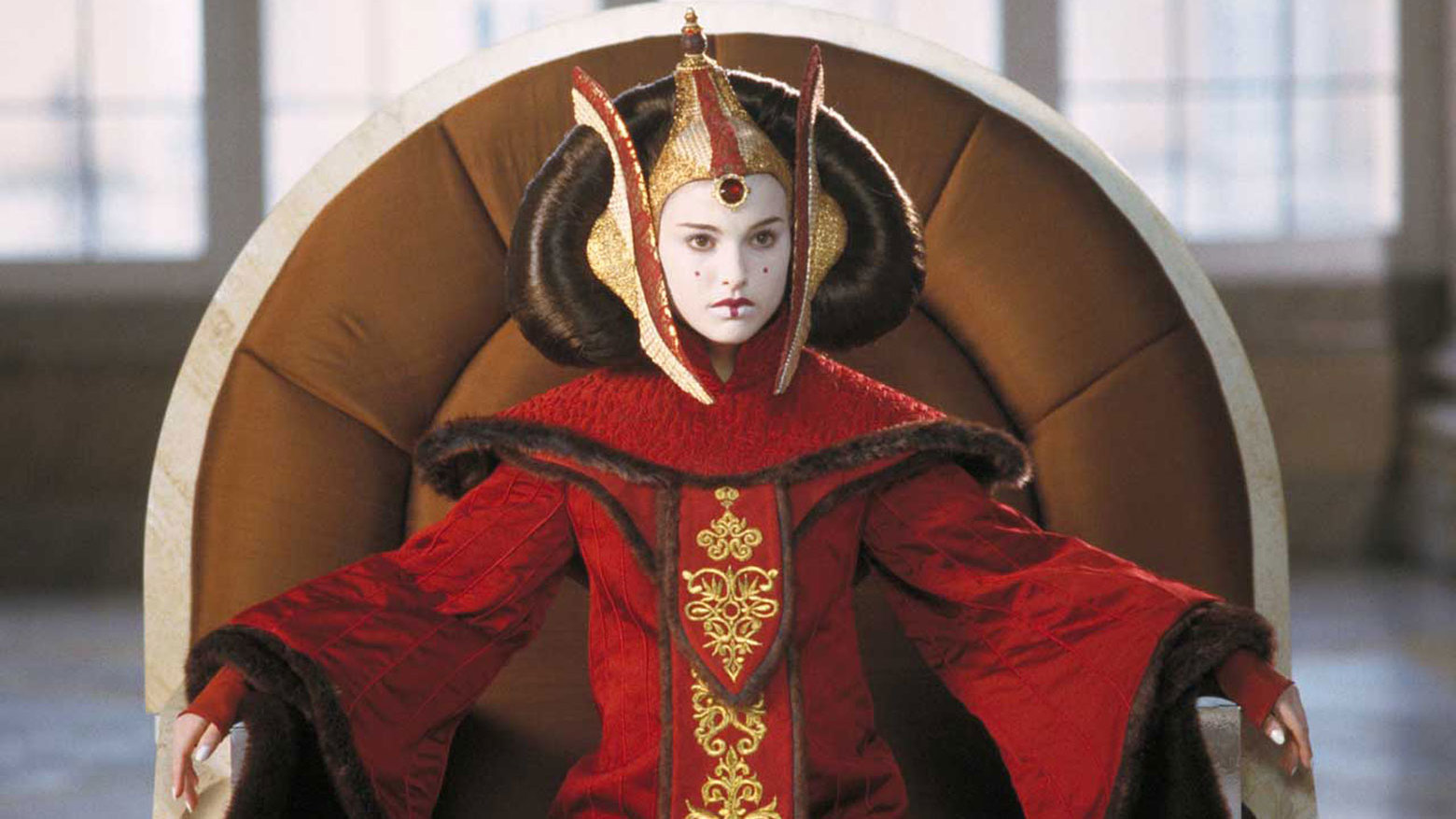 Padme Amidala, mother to Luke and Leia, is a strong female character who dies after giving birth to her children. But before that, she was a fighter for liberty and freedom -- a queen at 14 and a member of the Galactic Senate. Pretty tough, huh?