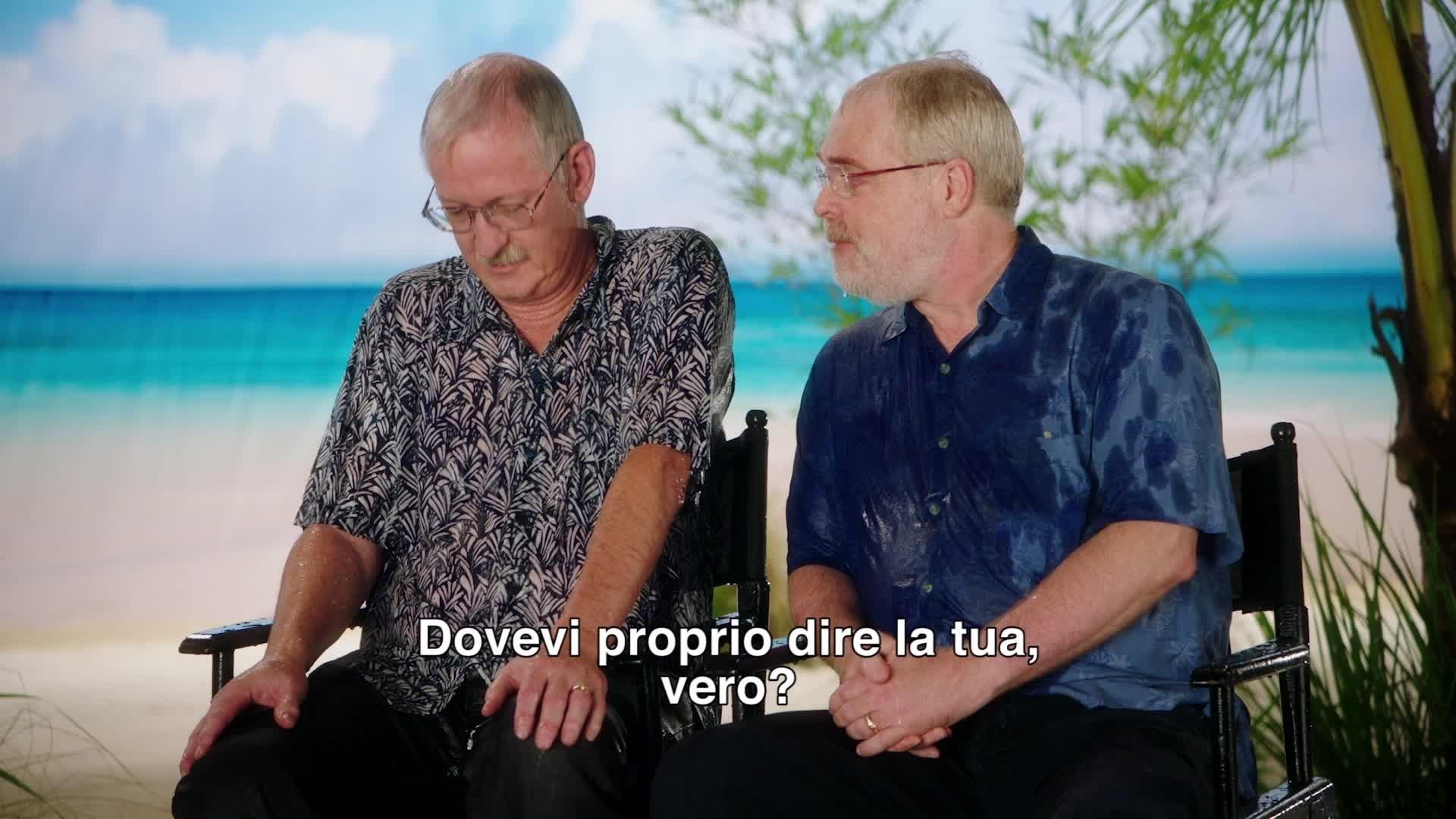 La personalità dell'acqua in Oceania