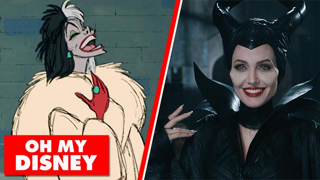 Disney Villains' Most Maniacal Laughs