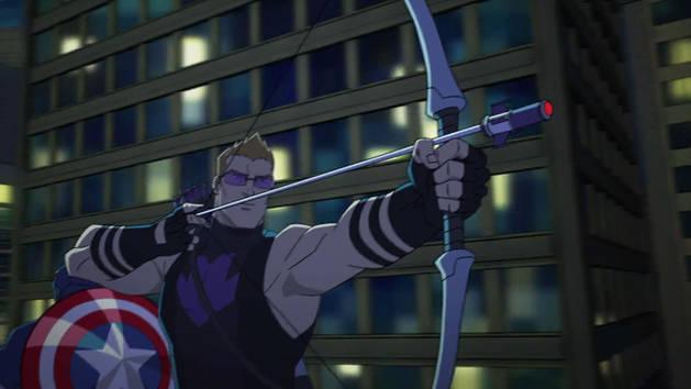 Marvel Avengers Rassemblement - Extrait - Un combat de titans