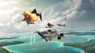 Tabletop Rebellion: Rogue One Comes to FFG's X-Wing Miniatures Game