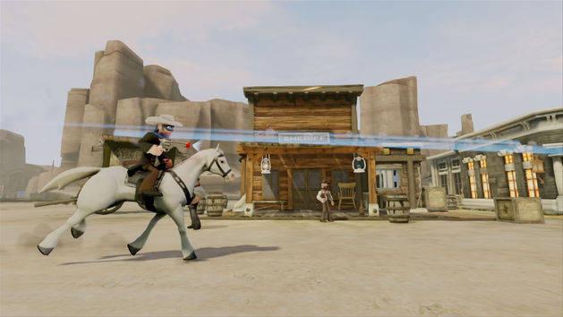 The Lone Ranger Play Set - Disney Infinity