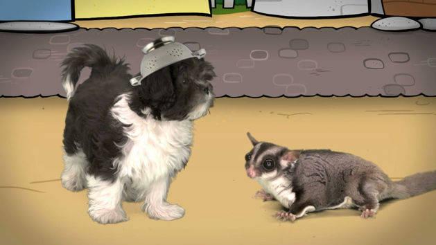 Fuzzy Tales: Nibbles Quixote