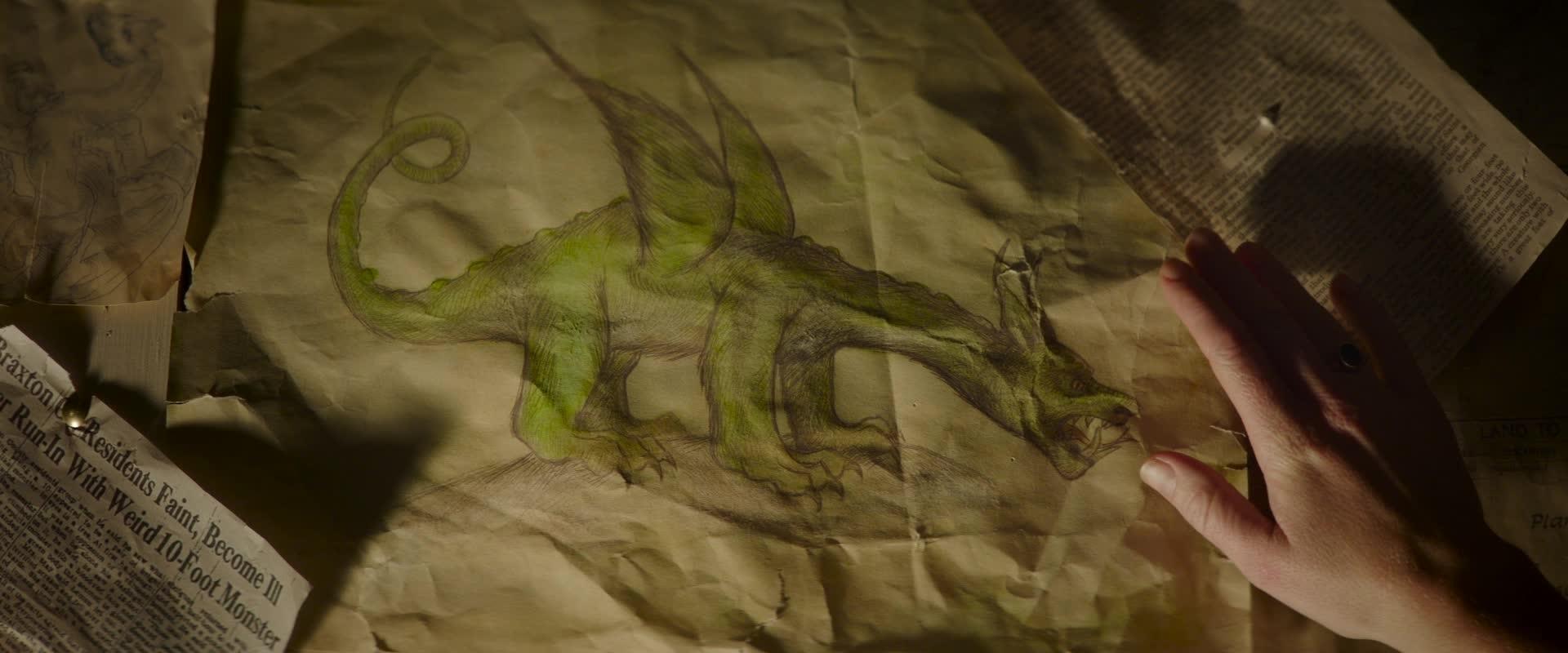 Můj kamarád drak - trailer 2