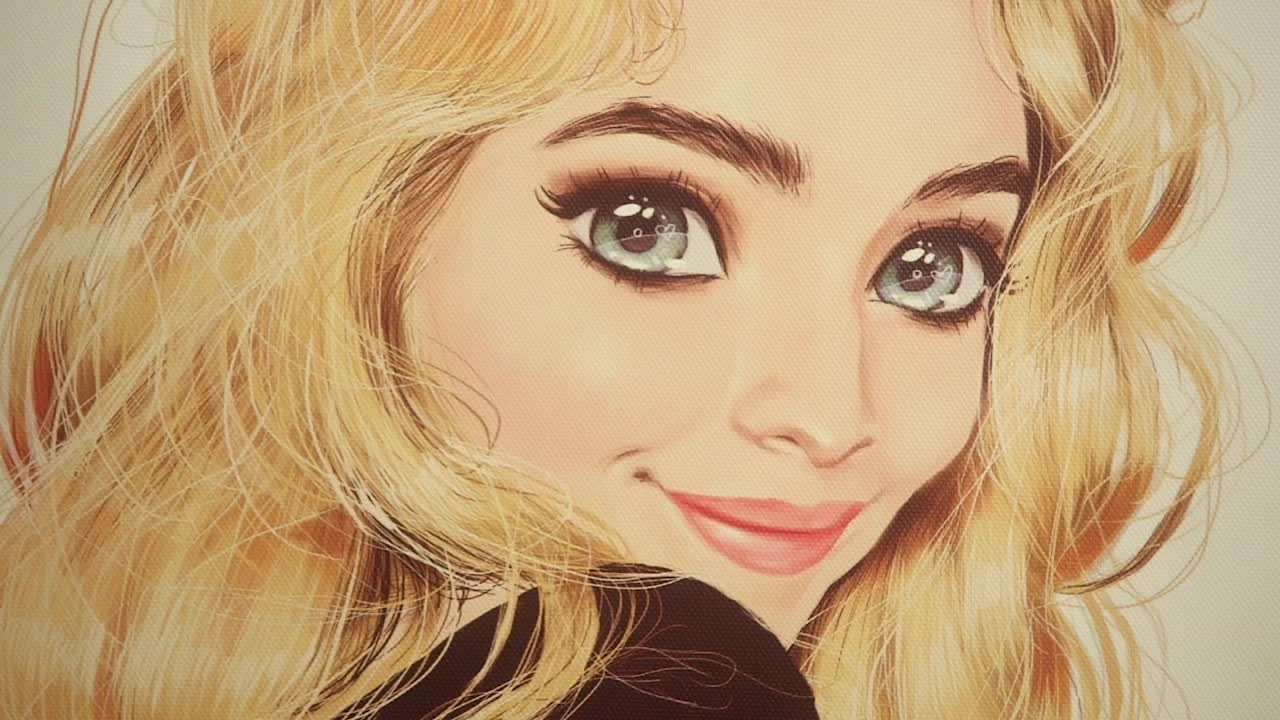 Sabrina Carpenter - Hvězdný portrét