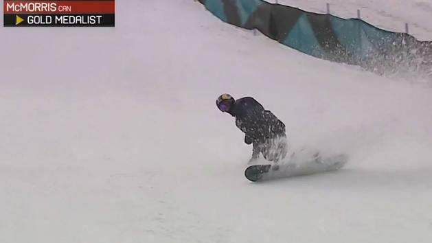 Men's Snowboard Slopestyle Final - Mark McMorris