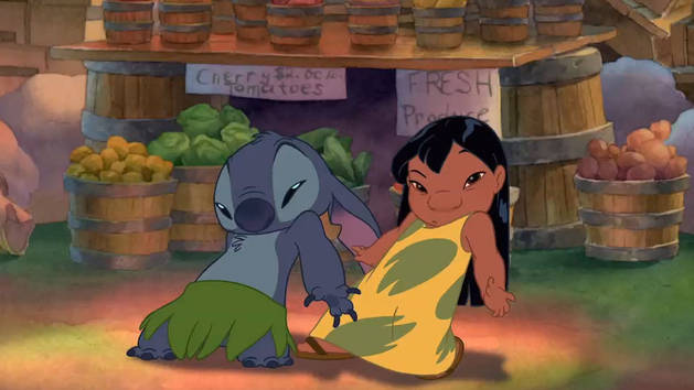 Model Citizen - Clip - Lilo & Stitch