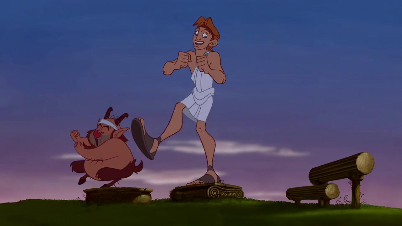 Training | Disney Mashup