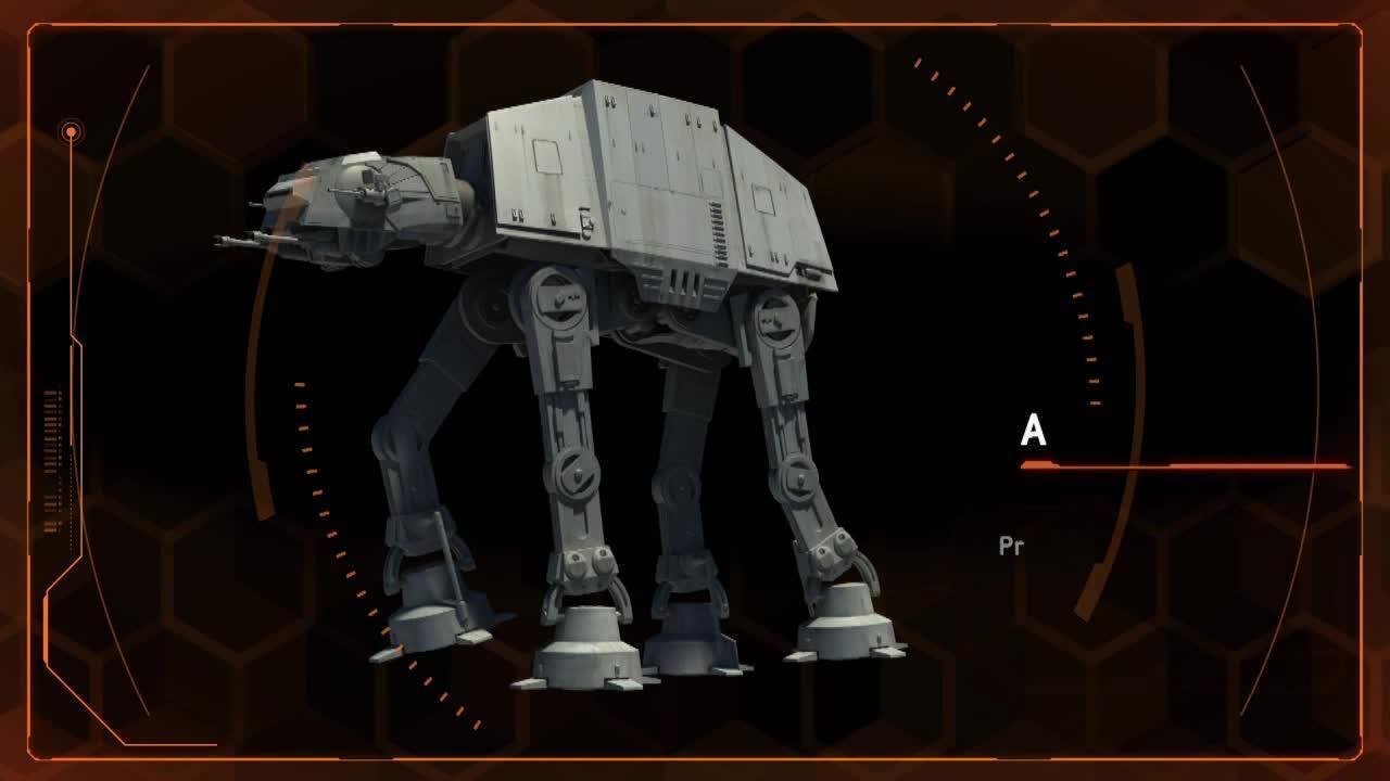 Sekrety Rebeliantów: AT-AT
