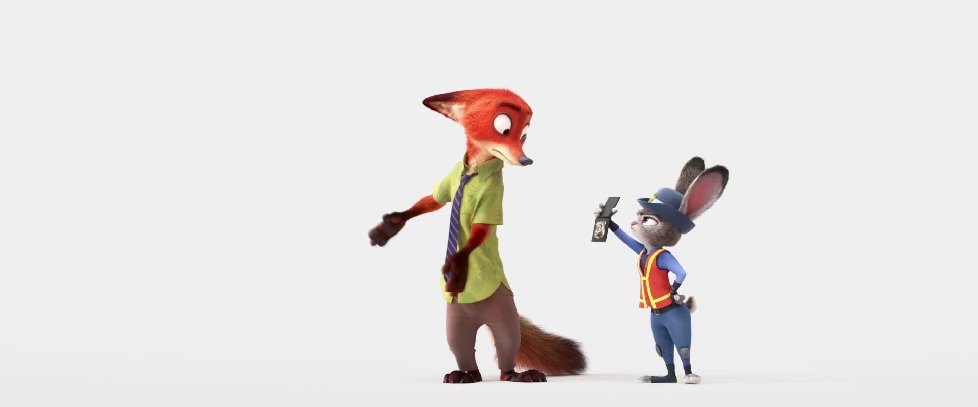 Zootropolis: Město zvířat - Trailer