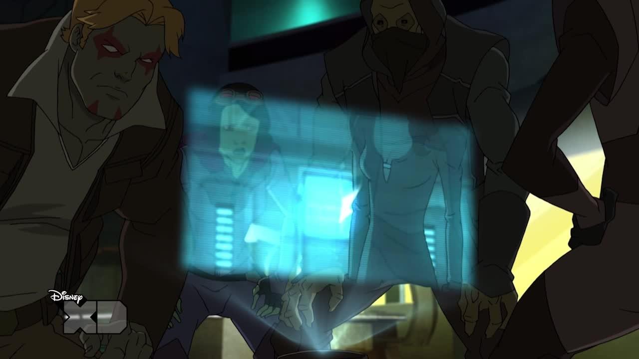 Guardiani della Galassia - Mantis