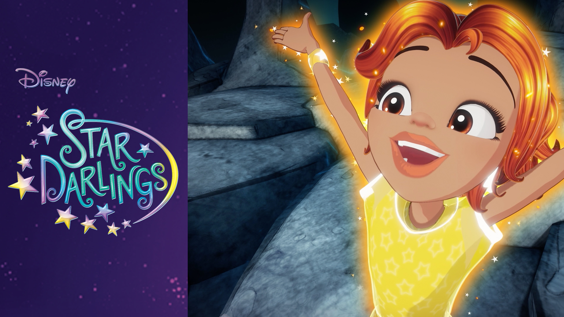Voice Activated - Disney's Star Darlings Clip