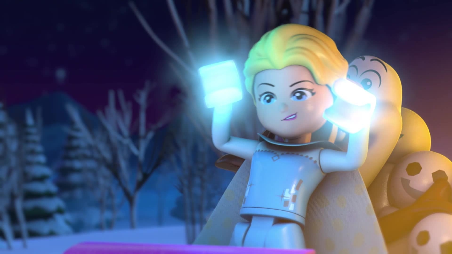 Frozen Luces de Invierno - teaser