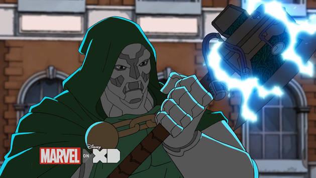 Avengers Assemble - Ta tillbaka Mjölner!