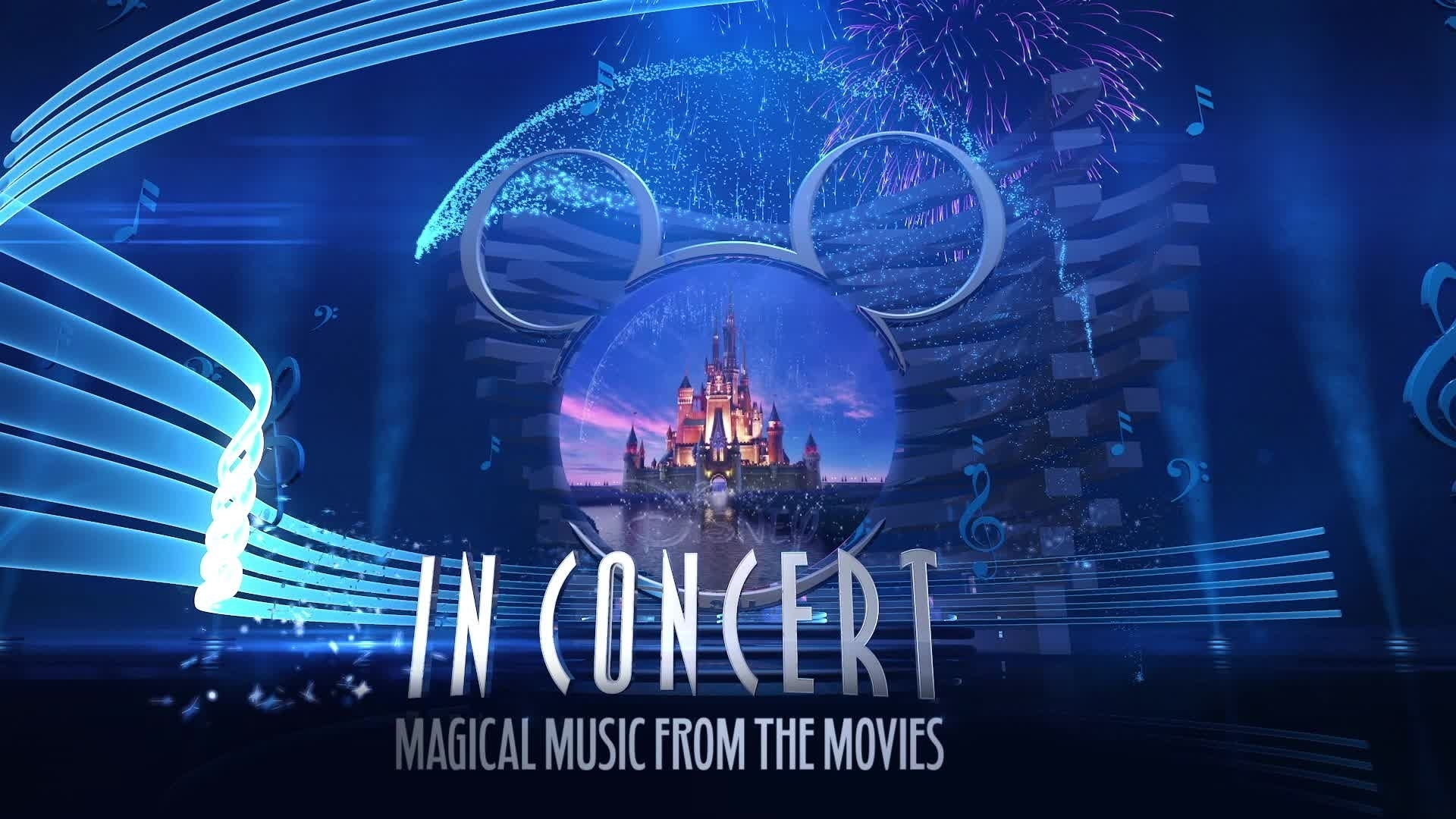 Disney In Concert: Magical Music from the Movies.