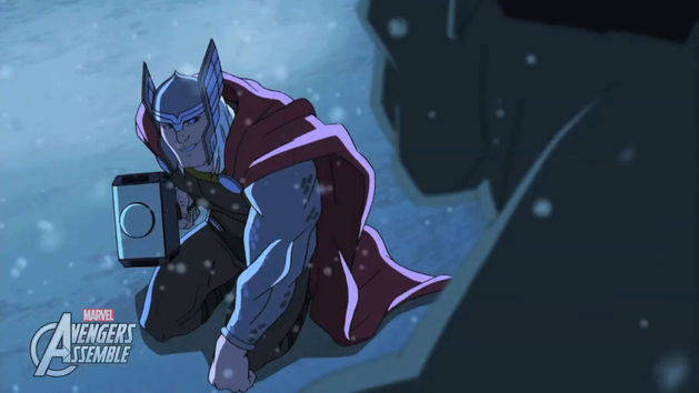 """The Avengers Protocol: Pt. 1"" clip - Avengers Assemble Season 1"