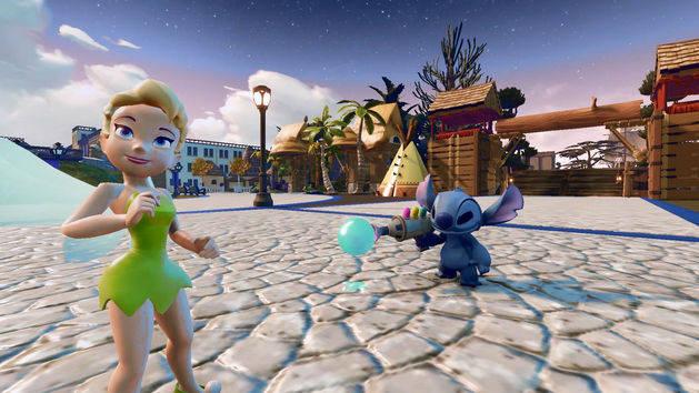 Tráiler de Stitch y TinkerBell - Disney Infinity (Edición 2.0)
