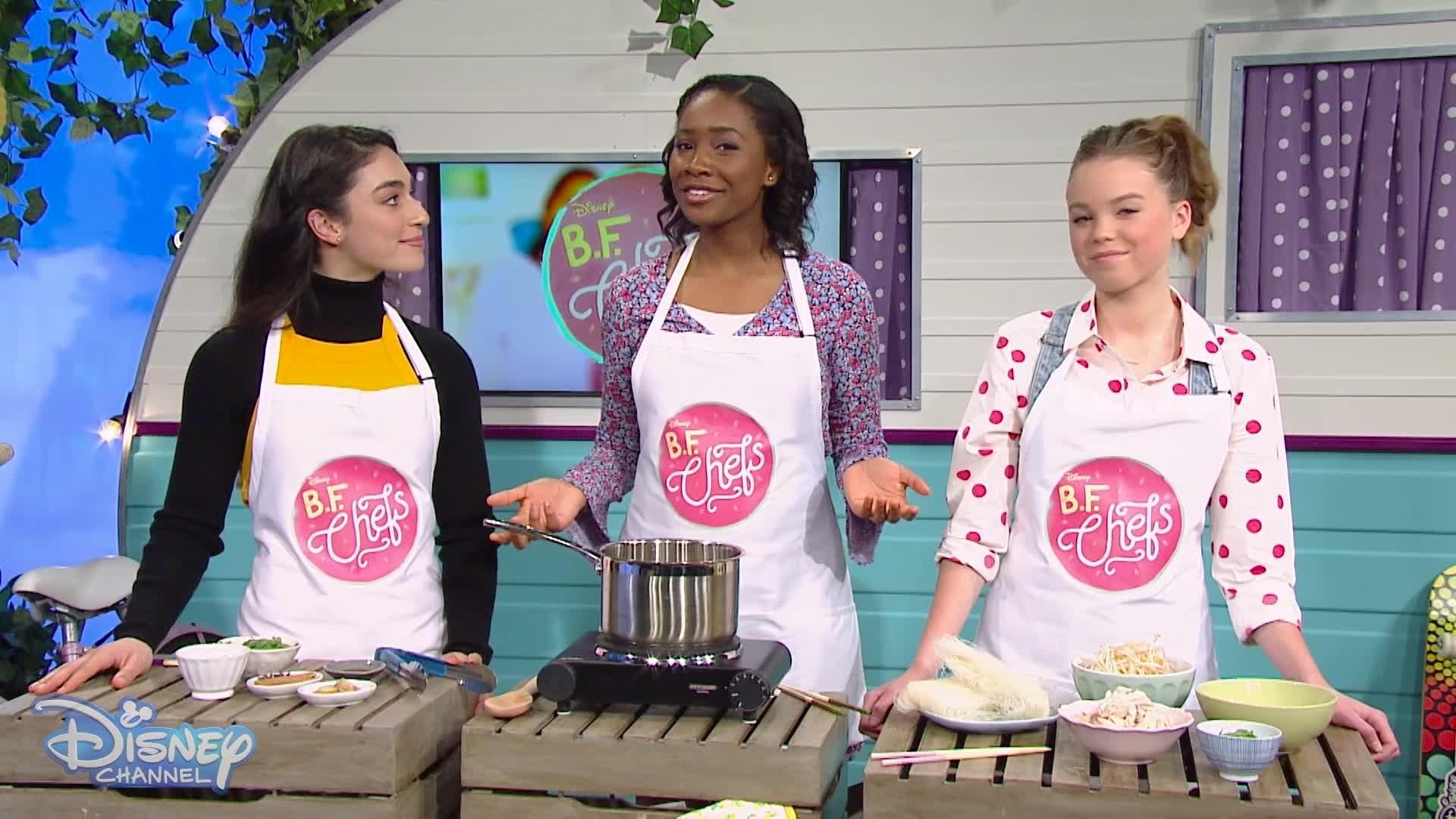 B.F. Chefs: Easy Pho Ga Recipe