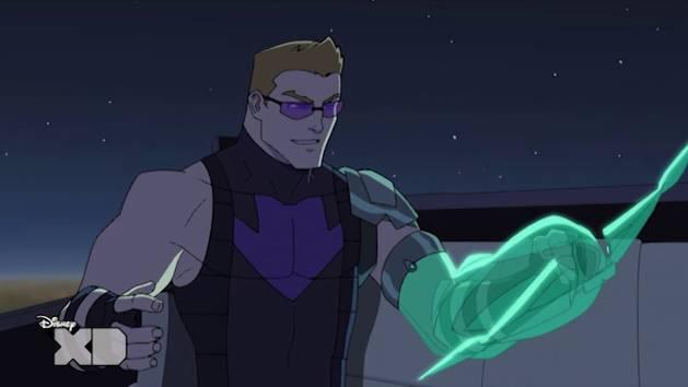 Avengers Assemble - Fantasmi del passato