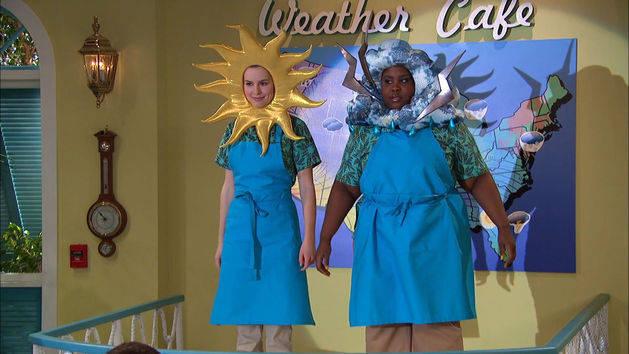 Wentz's Weather Girls