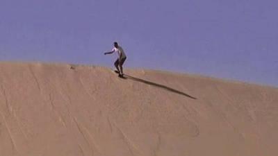 Desert Surfers: Sandboarding in Egypt